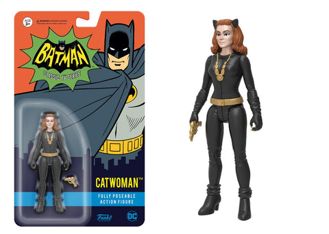 Funko Batman Catwoman Action Figure MOC