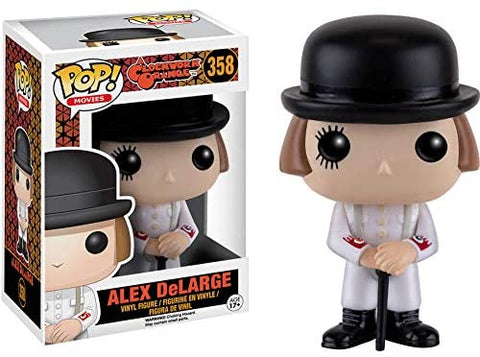 Alex DeLarge - Clockwork Orange Number 358 Funko POP!