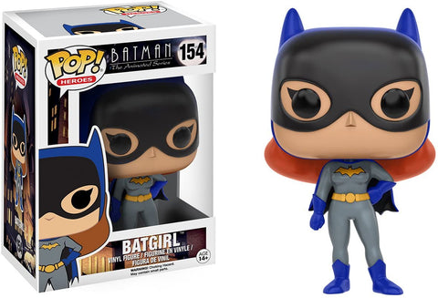 Funko POP! Batgirl - Batman the Animated Series Number 154