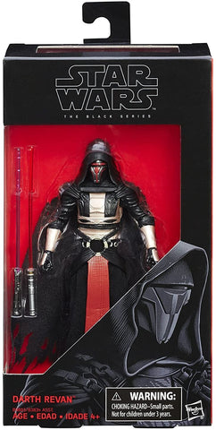 Star Wars The Black Series Darth Revan 6 inch Figure