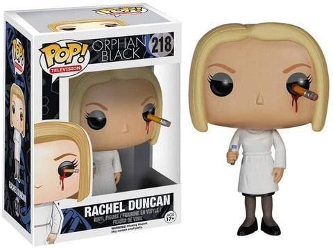 Pencil Eye Rachel Duncan - Orphan Black Number 218 Funko POP!