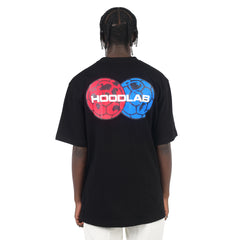 INTER-NATIONAL T-SHIRT BLACK