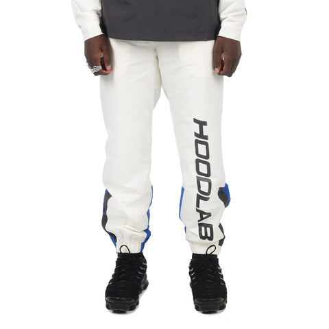 TRAINING TRACK PANTS WHITE