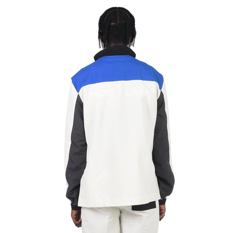 TRAINING TRACK TOP WHITE