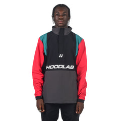 TRAINING TRACK TOP BLACK
