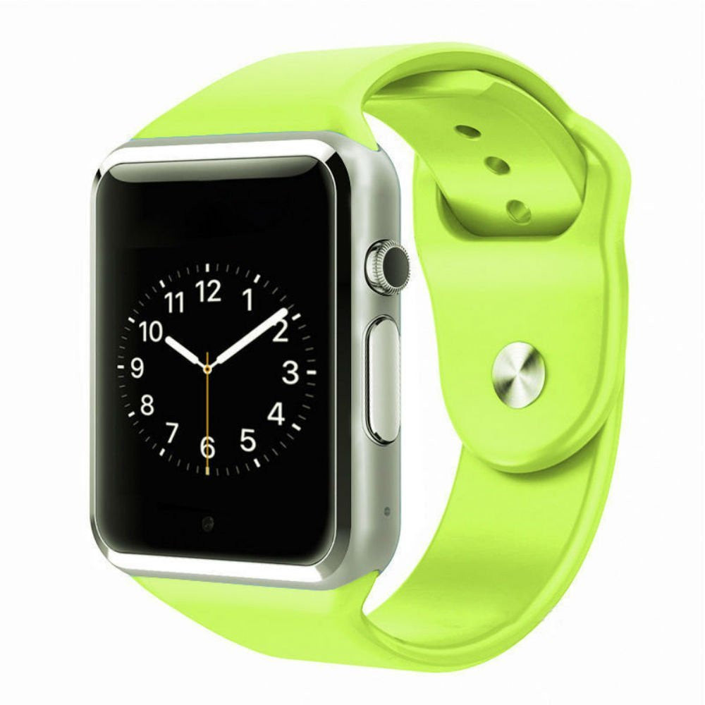 cell domesti touch camera quad inch band watches tech domestitech screen wrist phones watch phone sports