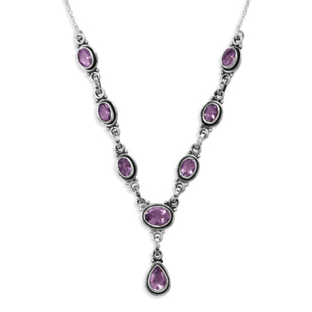 multi-stone-amethyst-necklace/virgo-starlight