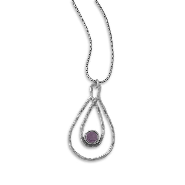 amethyst-sterling-silver-necklace-morada-collection/virgo-starlight