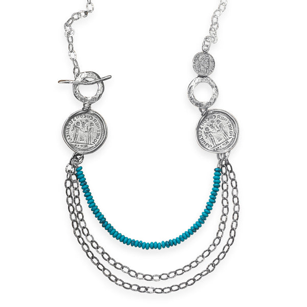 ancient-roman-coins-turquoise-necklace/virgo-starlight