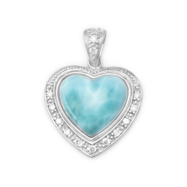 lamour-sterling-silver-larimar-and-cz-heart-pendant/virgo-starlight
