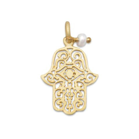Zen_Hand_of_Fatima_Hamsa_Charm_with_Cultured_Freshwater_Pearl/virgo_starlight