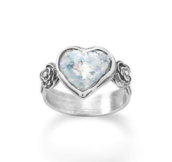 l'amour-ancient-roman-glass-heart-ring-2/virgo-starlight