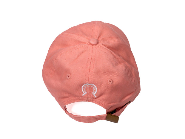 Washed Cotton Cap - Elephant Polo