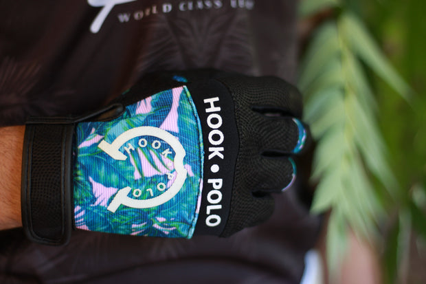 Polo Gloves - Jungle Leaf