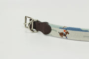Dog Collar - Snow Polo