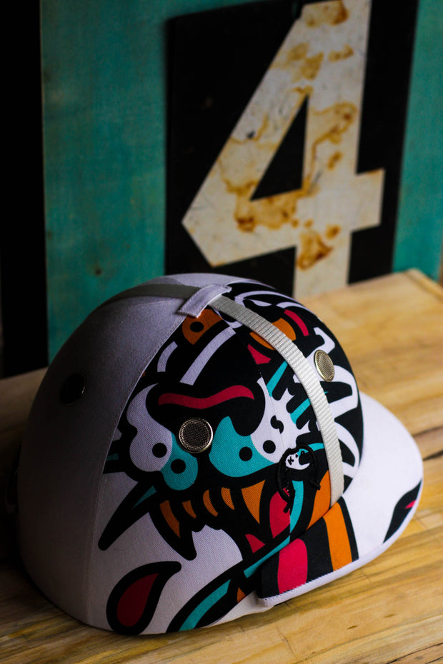 Limited Edition Ash Price Polo Helmet