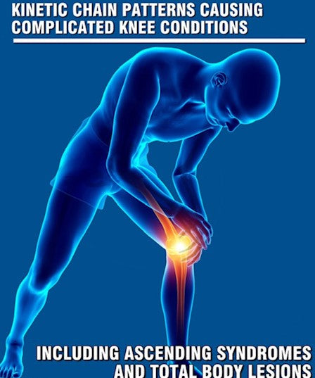 Kinetic Chain Patterns Causing Complicated Knee Conditions, Pensacola, FL November 6-7, 2021