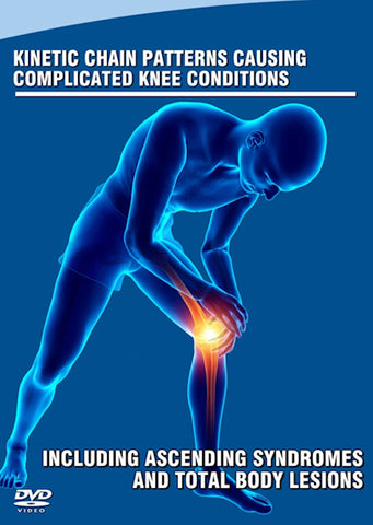 HOLIDAY SPECIAL: Kinetic Chain Patterns Causing Complicated Knee Conditions DVD with bonus Total Body DVD and 2 Therabands