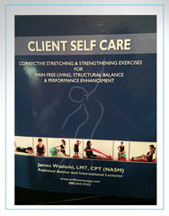 Client Self Care Manual with CD for Printing Home Care Instructions