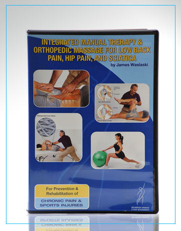 Integrated Manual Therapy & Orthopedic Massage for Low Back Pain, Hip and Sciatica