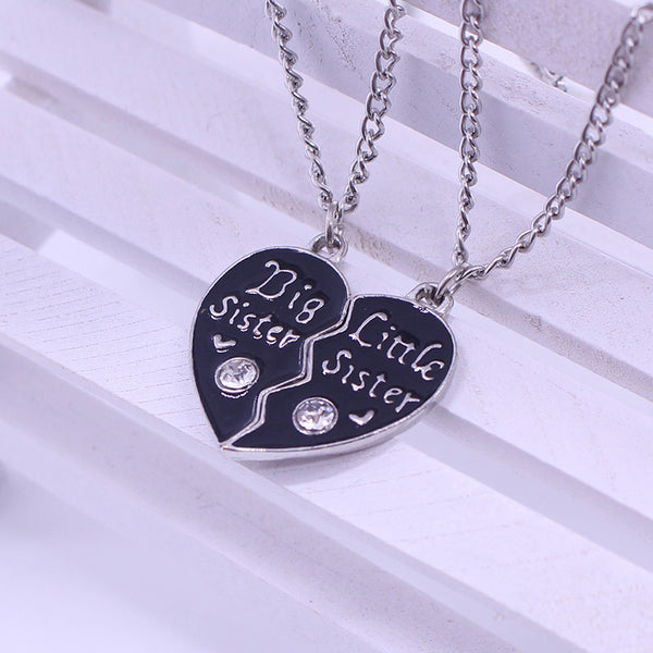 Big Sister-Little Sister Necklace Set