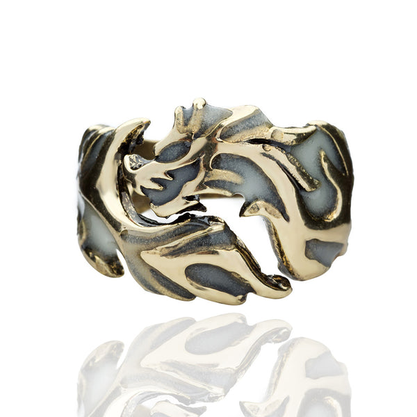 Luminous Dragon Body Ring