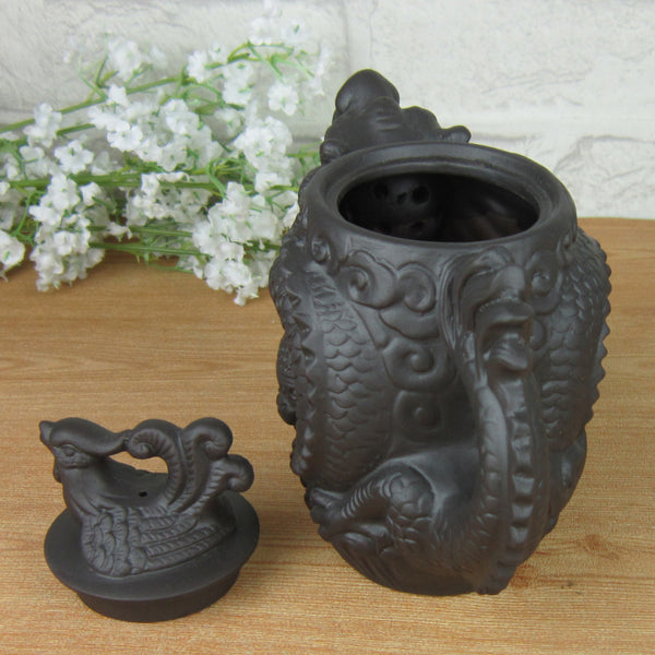 Custom Dragon Tea Pot