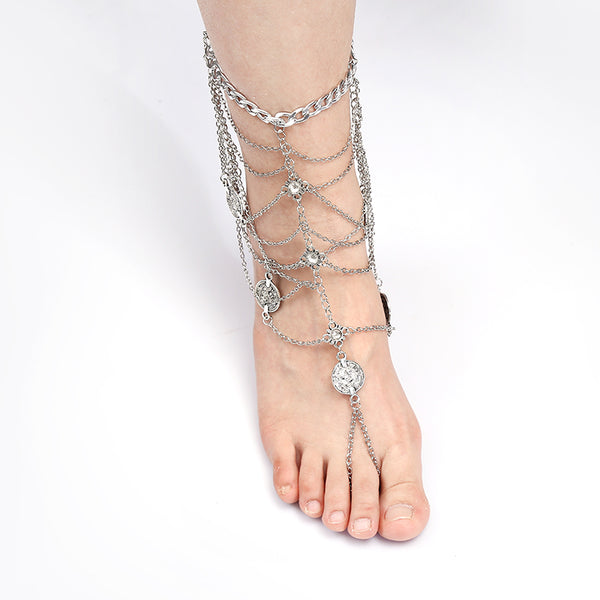 Custom Layer Anklet