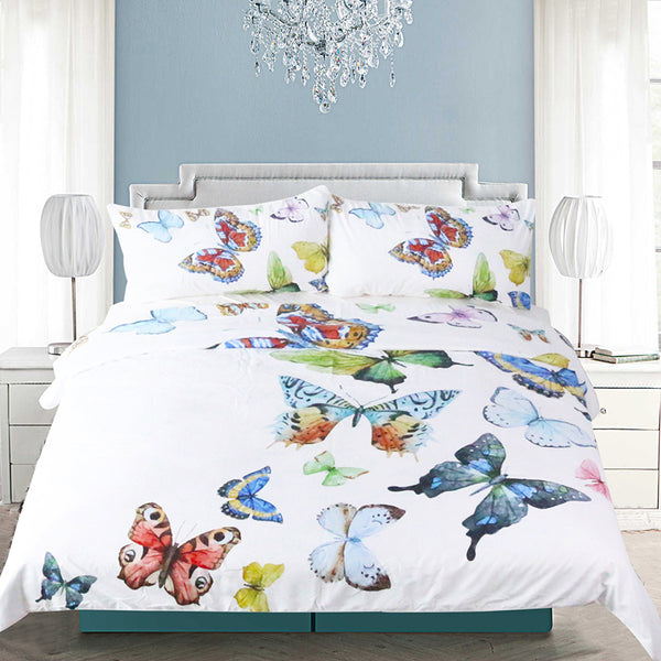 Butterfly Bed Set