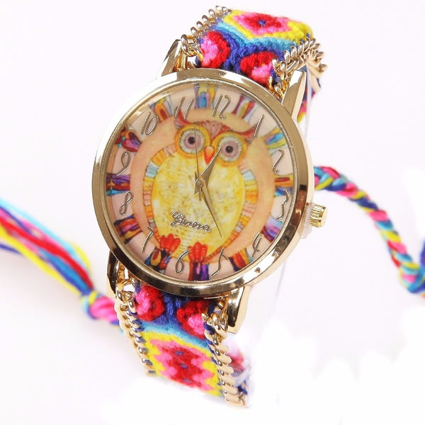 Crazy Owl Watch