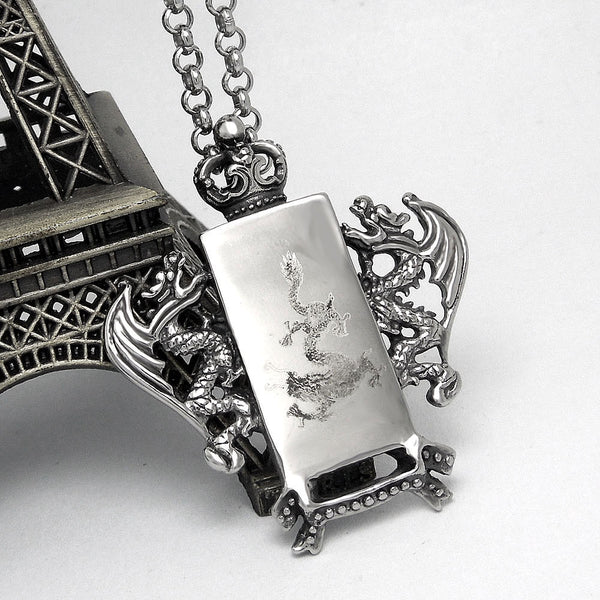 Dragon Gate Necklace