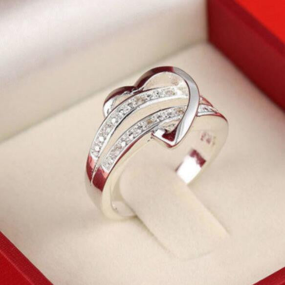 Eternal Heart Ring