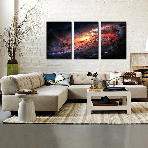 Custom Space Canvas
