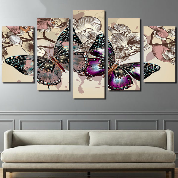 ButterflyLand Painting