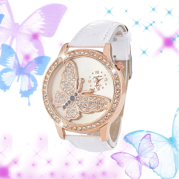 Majestic Butterfly Watch