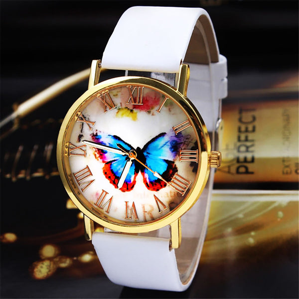 Classic Butterfly Watch