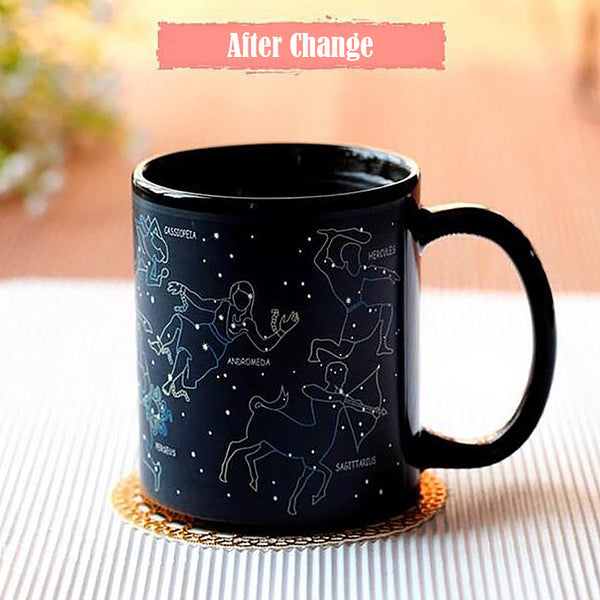 Constellation Color-Changing Mug