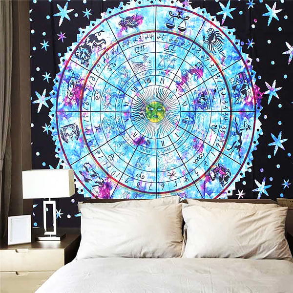 Custom Constellation Tapestry
