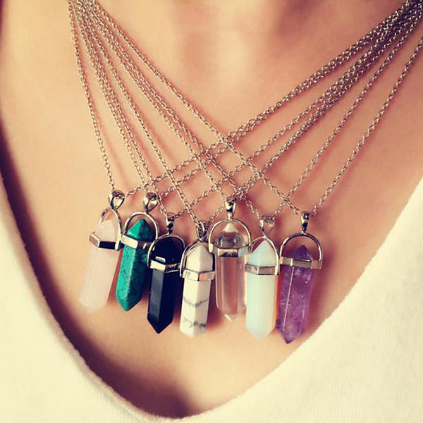Devine Crystal Necklace