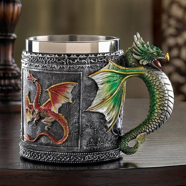 Custom Dragon Mug