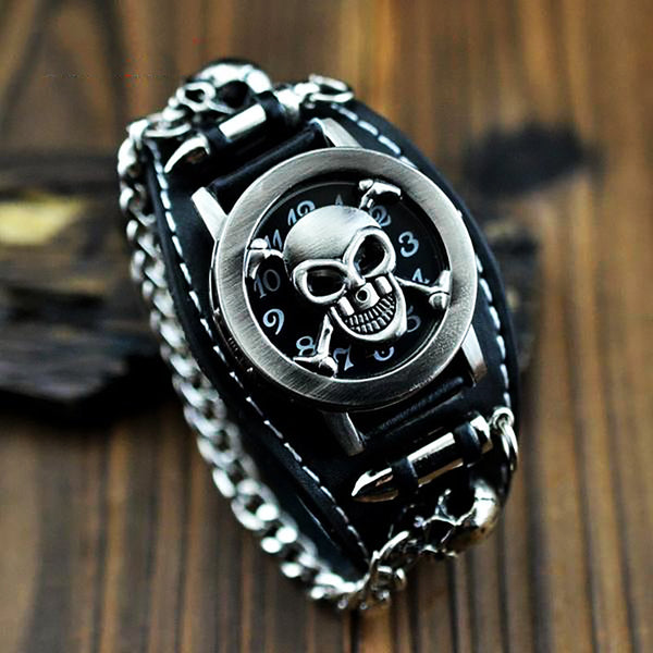 Forbidden Skull Watch