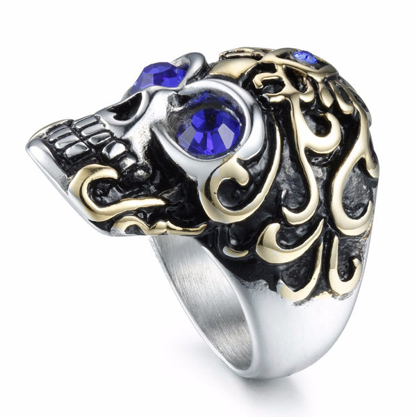 Ancient Skull Ring