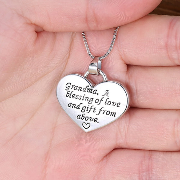 Grandma Forever Necklace
