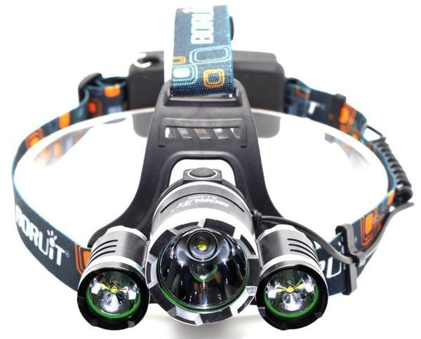 LED Rechargeable Headlamp