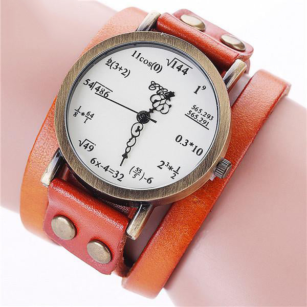 Creative Math Watch