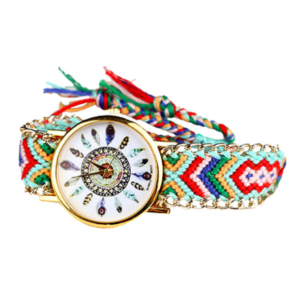 Native American Wrist Watch