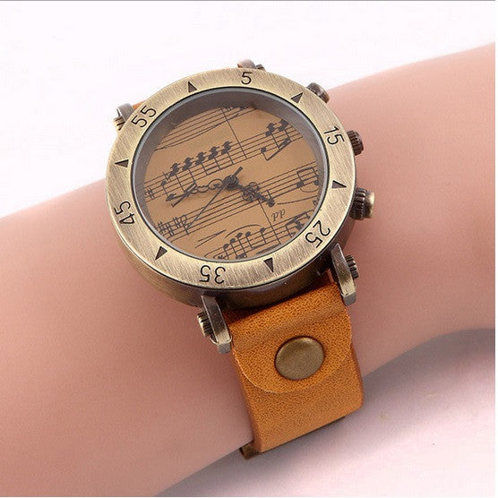 Musical Watch