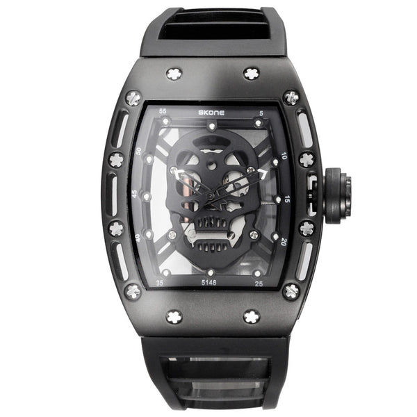 Hardcore Skull Watch