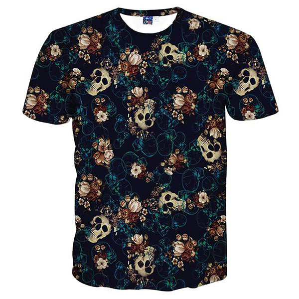 Skull Crown Shirt