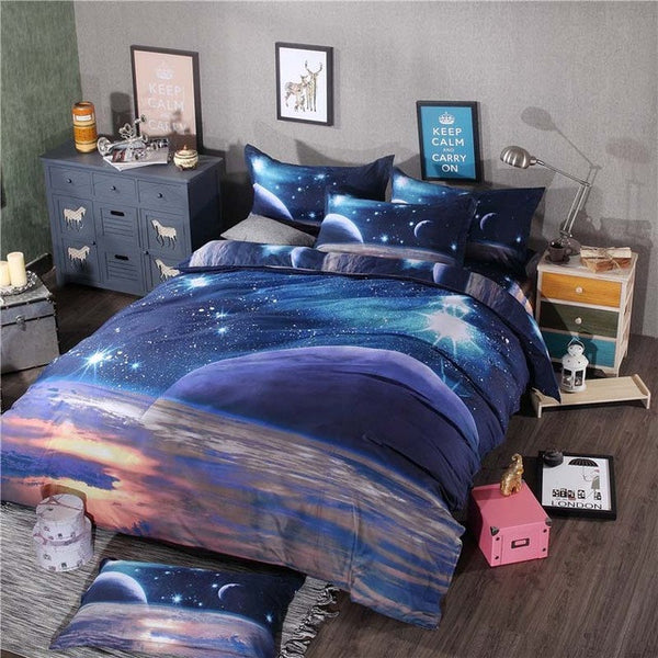 Space Bedding Sets
